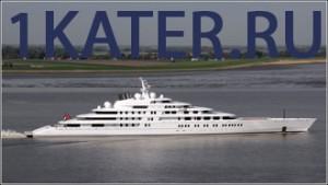 большая яхта